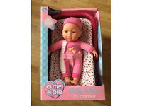NEW - Baby Chloe (Doll in Carrier)