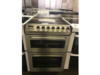 ZANUSSI 60CM ELECTRIC COOKER WITH GUARANTEE