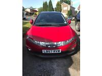 Honda civic 2.2cdti type S GT