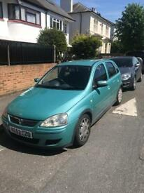 Vauxhall corsa SPARE OR REPAIR