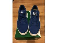 Puma suede ! Fresh new in box,open to offers