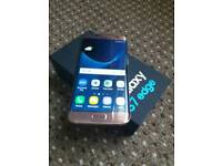 Samsung galaxy s7 edge rose gold mint condition