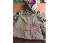 KENZO 9-12 months little girls coat