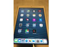 iPad Pro 256gb 4g + Wi-fi Silver. Plus case. Boxed Used excellent condition.