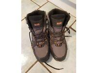 UK Size 8 walking boots