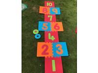 Kids garden games