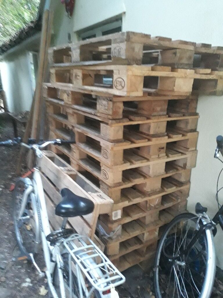 Euro pallets for sale | in Royston, Cambridgeshire | Gumtree