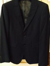 Navy suit. Jacket 36R & Trousers 30/31
