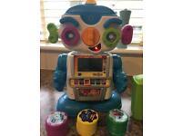 Gadget the Robot - vtech