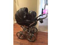 VIB Very Important Baby Carrycot & Pram Newborn - 3+ Years