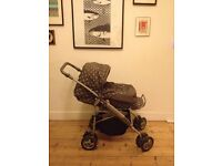 MAMAS AND PAPAS TRAVEL SYSTEM Buggy/ carseat