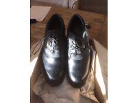 New Hi-Tec leather golf shoes