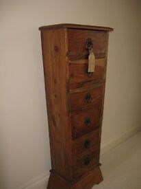 6 Drawer Tall Cabinet