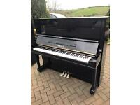 Yamaha U3 black upright piano|Belfast Pianos|Free Delivery |