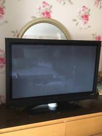 42 inch Philips plasma TV