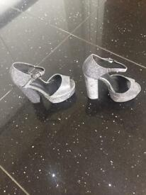 Glitter Jonny cuzon shoes