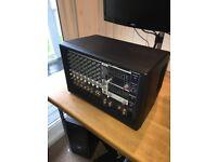 Yamaha EMX 512SC Powered Mixer 2x500w w/ Bluetooth Adaptor Band DJ Singer