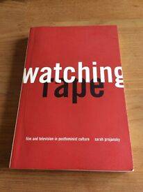 Watching Rape: Film and Television in Postfeminist Culture - Sarah Projansky