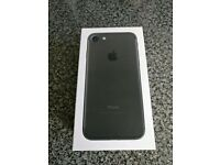 iPhone 7 32GB Matt Black - EE - Brand New
