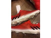 Brand new adidas football boots for sale all sizes