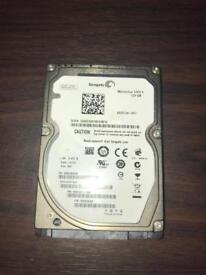 Seagate 120GB hard drive