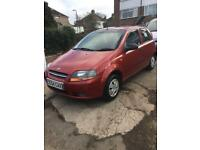 FOR SALE DAEWOO KALOS 1.2 PETROL