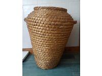 Large Laundry Basket / Urn