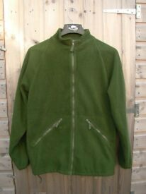 British Army Issue Thermal Fleece Jacket - size 180/96