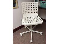 Ikea wheelie desk chair