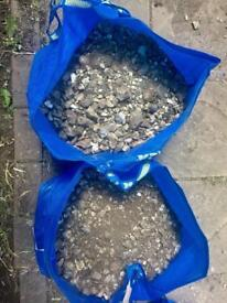 FREE mixed soil and rubble for collection