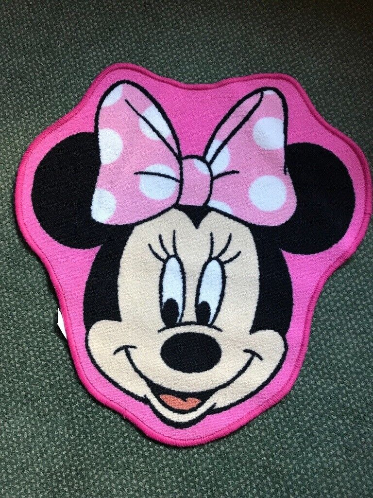 Minnie Mouse Rugs - Area Rug Ideas
