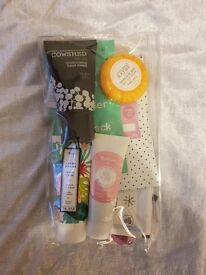 Tea and beauty pamper pack
