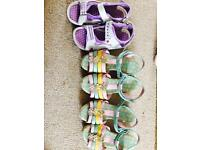 Girls sandals for sales