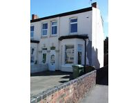 4 bed Semi near centre of Southport, close to 24 hr supermarket and trains.