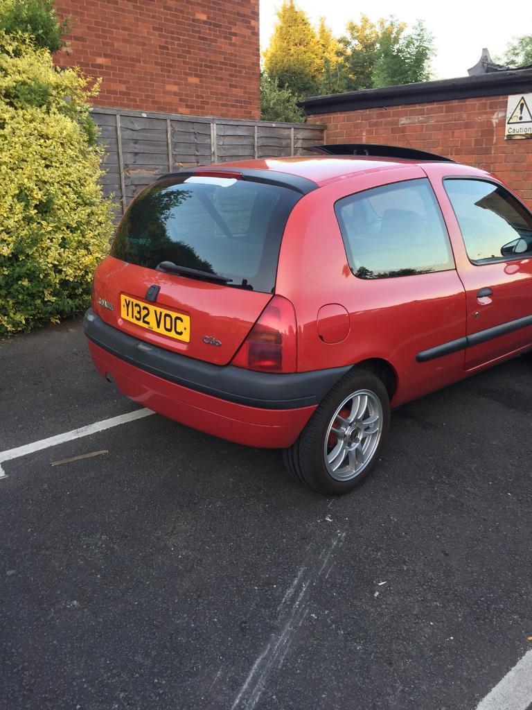 Renault Clio 1.2 mot till Nov
