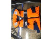 Junior life jacket
