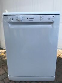 Hotpoint Aquarius full size dishwasher
