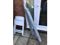 Galvanised steel lintel 1350mm