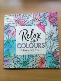 Adult Mindfulness Colouring Book