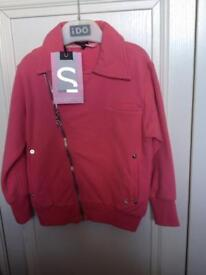 Girls sarabanda jacket brand new with tags