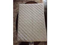 Kidtex travel cot mattress