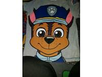 Paw patrol clothes age 4-5 and 5-6