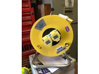 50metre 110v cable reel extension brand new