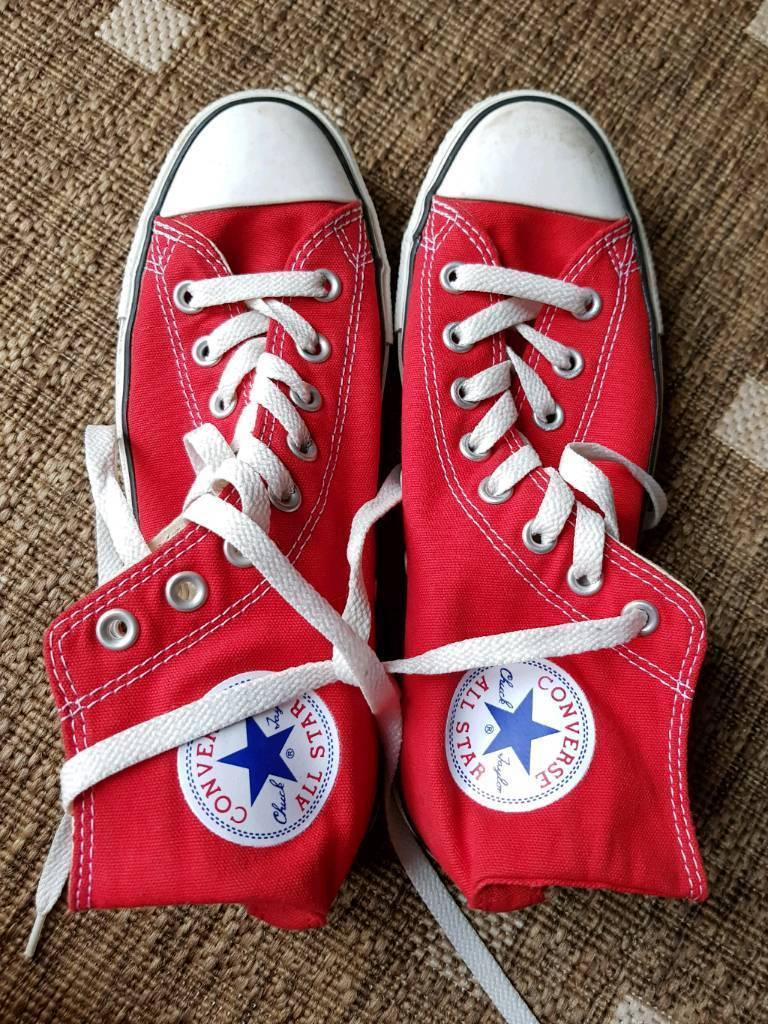 All Star Converse boots