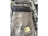 Mens trousers different colours