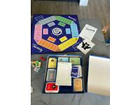 THERAPY The Board Game 1988 Milton Bradley Games Complete