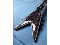 DEAN electric guitar. ML Switchblade CUSTOM RUN, number 13. Only 100 made worldwide