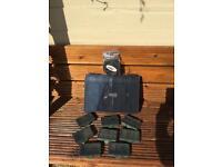 Fishing Nash box logic tackle box
