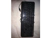 desktop pc / computer USB keyboard - HP KU-0841