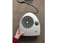 2.4kw Flat Fan Heater